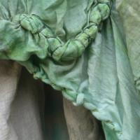 nodi e intrecci sul verde